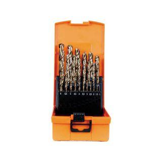 Spiralbohrer+Schraubenschlüssel Hex Shank Drill 3//8/'/' Drill HSS Schnellwechsel