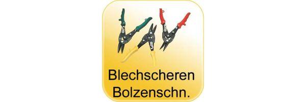 Blechscheren/Bolzenschneider