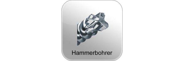 Hammerbohrer Sortimente